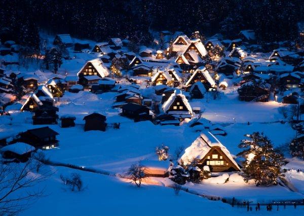 Historic-Villages-of-Shirakawa-Go-Japan